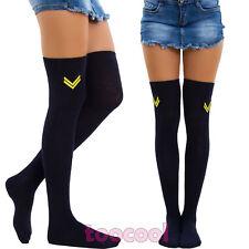 Tights paris woman angora stockings insignia military socks high S4953