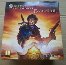 Pack Console Xbox 360 Fable 3 Limited Edition Neuf