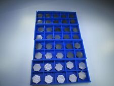 LOT ( 40 ) KORLOY FACE MILL HPE-532 MILLING CARBIDE ENDMILL INSERTS CNC TOOLS