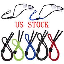 5PCS Floating Foam Eyewear Retainer Safety Sunglass Strap Rope Eyeglass Sport