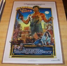 Big Trouble in Little China Kurt Russell Kim Cattrall 11X17 Movie Poster