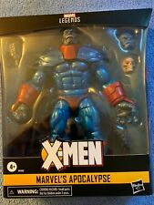 MOC 2020 HASBRO MARVEL LEGENDS X-MEN AGE OF APOCALYPSE DELUXE APOCALYPSE