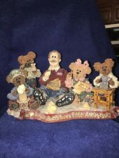"Boyd's Bears *LIMITED ED.* ""THB"" ""work Is Love Made Visible"" 1998"