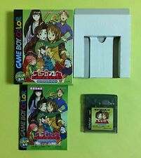 Love Hina Party GBC Nintendo Gameboy Color Japan USED