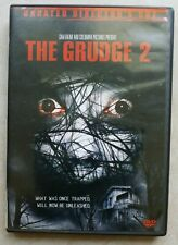 The Grudge 2 (DVD, 2007, Unrated Director's Cut,Widescreen) Halloween is comming