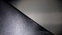 super destock ! tela skai ou polipiel recubierto col negro y gris 100x140 cm