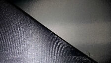 super destock ! tissu skai ou simili cuir recouvert col noir & gris 100x140 cm