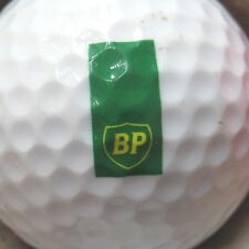 (1) BRITISH PETROLEUM BP GAS OIL FUEL CONVENIENCE STORES LOGO GOLF BALL