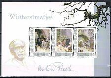 Nederland 2751-Ai-3 Postset Anton Pieck - Winterstraatjes - in envelop