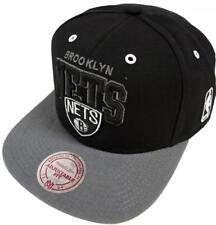 Mitchell   Ness Brooklyn Nets BGW2 EU548 Gorra Gorra de Beisbol Mens New 137c7cefa9a