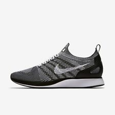 timeless design 30cac c68a5 Nike Air Zoom Maria Flyknit Racer Mens Trainer Shoe White Black 11 RRP £130