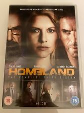 Homeland: The Complete Third Season DVD Series 3 FAST DISPATCH UK