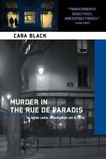 Murder in the Rue de Paradis (Aimee Leduc Investigations, No. 8) by Cara Black