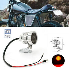1PC Motorcycle Tail Brake Stop Light LED Vintage Tail Brake Light for Cafe Racer