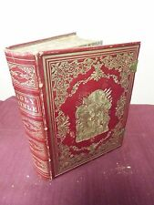 19th Century Bible KJV - Jacoby Family History