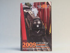 MTH READY TO RUN 2009 TRAIN SET CATALOG book manual publication advertisement