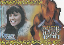 Xena Quotable Forged in Heat of Battle F1