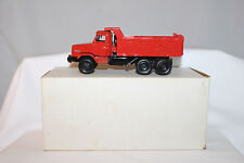 Datong, Chinese Heavy Duty Dump Truck, 1/43 Scale