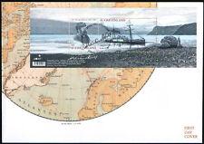 Finland FDC 2008 Nordenskiöld Sheet Mint