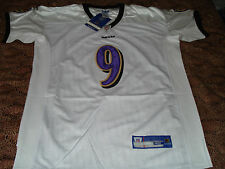 steve mcnair Baltimore Ravens  stitched  nfl football  jersey  size  48