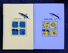 2 Books From The Real Book About Series Sports & Real Crafts Hardcover MG Bonner