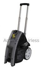 Be Electric Pressure Washer 1600psi 15gpm 13 Hp Motor Foam Dispenser