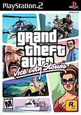 Grand Theft Auto: Vice City Stories (Sony PlayStation 2, 2007) New Ps2
