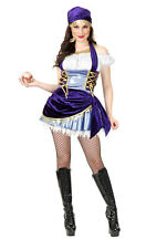 MYSTIC GYPSY HALLOWEEN COSTUME WOMEN'S ADULT X-LARGE