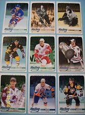 "2011-12 thru 2014-15 Upper Deck ""Hockey Heroes"" Inserts... Complete Your Set!"