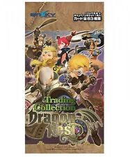 21911 REG TCG Card Dragon Nest Trading Collection BOX FROM JAPAN