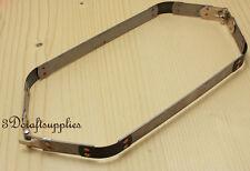 10 inch metal frame internal Flex purse frame Flex frame (wholesale) D74
