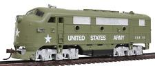 Spur H0 - Diesellok F2A US Army -- 96813 NEU