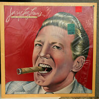 """JERRY LEE LEWIS - When Two Worlds Collide (6E-254) - 12"""" Vinyl Record LP - VG+"""