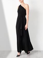 John Lewis One Shoulder Grecian Style Dress, Black 10.14.16 NEW