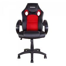 Honda Fahrer Bürostuhl Stuhl Sitz Fahrerlager Werkstatt Messe MOTO 2 / 3
