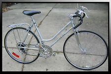 "USA Schwinn Continental Road Bike 57cm 22"" Bicycle REBUILT ladies step through"