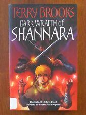 DARK WRAITH OF SHANNARA by TERRY BROOKS GRAPHIC FICTION 2008 EX-LIB SC EXC