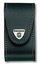 4.0521.3 VICTORINOX SWISS ARMY KNIFE LEATHER POUCH for 91mm 5-8 layer SwissChamp