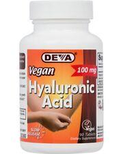Deva Vegan Hyaluronic Acid, 100 mg, 90tabs. EXP 11/2019