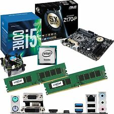 INTEL Core i5 6600 3.3Ghz & ASUS Z170-P & 8GB DDR4 2133 CRUCIAL Bundle