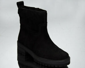 Timberland Courmayeur Valley Women's Black Warm Winter Lifestyle Shoes Boots