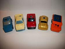 Transformers G1 Takara Hasbro Original Figure Throttlebots Lot x5 Pullback Works