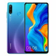 "HUAWEI P30 lite Bleu 4Go 128Go Android 9.0 48MP Double SIM 6.15"" 4G Smartphone"