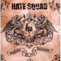 """HATE SQUAD """"DEGÜELLO WARTUNES"""" CD NEUWARE"""