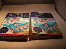 Harry Potter and the chamber of secrets by J. K. Rowling hardback 5th print new