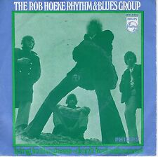 7inch ROB HOEKE RHYTHM & BLUES GROUP lying in the grass HOLLAND EX+