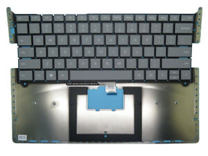 Laptop Keyboard For Microsoft surface 13.5' 1769 United States US Gray G672819NW