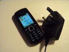 PENSIONER ELDERLY EASY  RETRO NOKIA 1661-2   MOBILE PHONE UNLOCKED +CHARGER