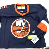 Vintage Koho New York Islanders Jersey Throwback Embroidered Adult Small NEW