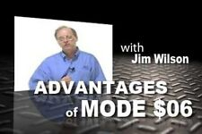 Advantages of MODE $06/Auto Training/ DVD/ Manual/ 192